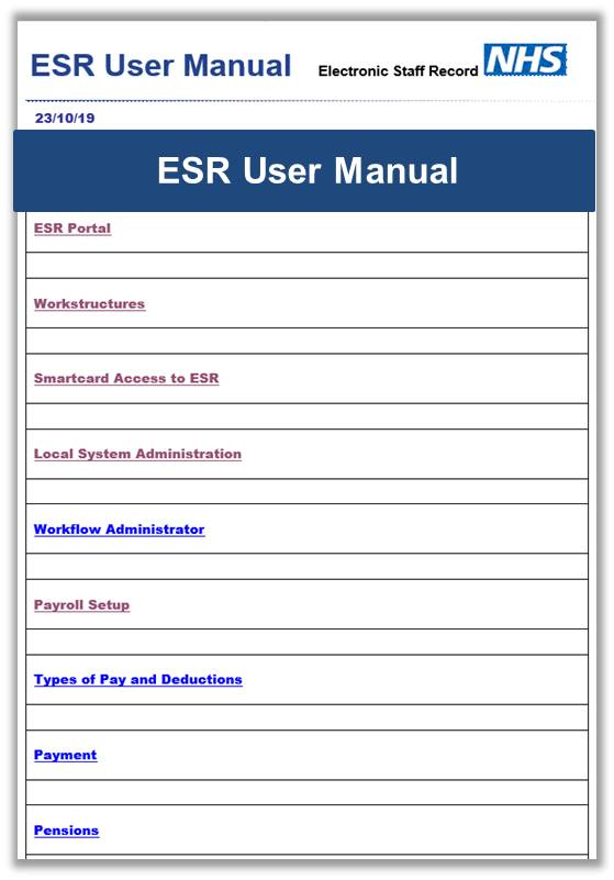 ESR User Manual v1